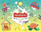 HandiWorks My Art and Craft Book 3