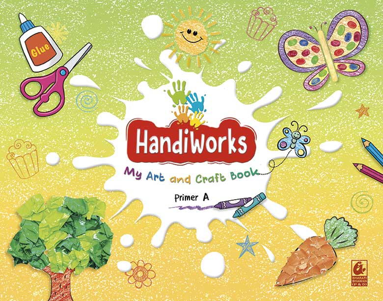 HandiWorks My Art and Craft Book Primer A