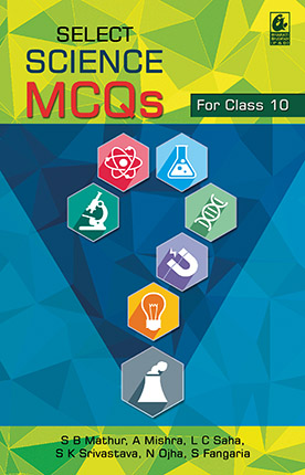 Select Science MCQs for Class 10