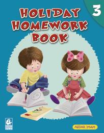Holiday Homework Book 3