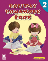 Holiday Homework Book 2