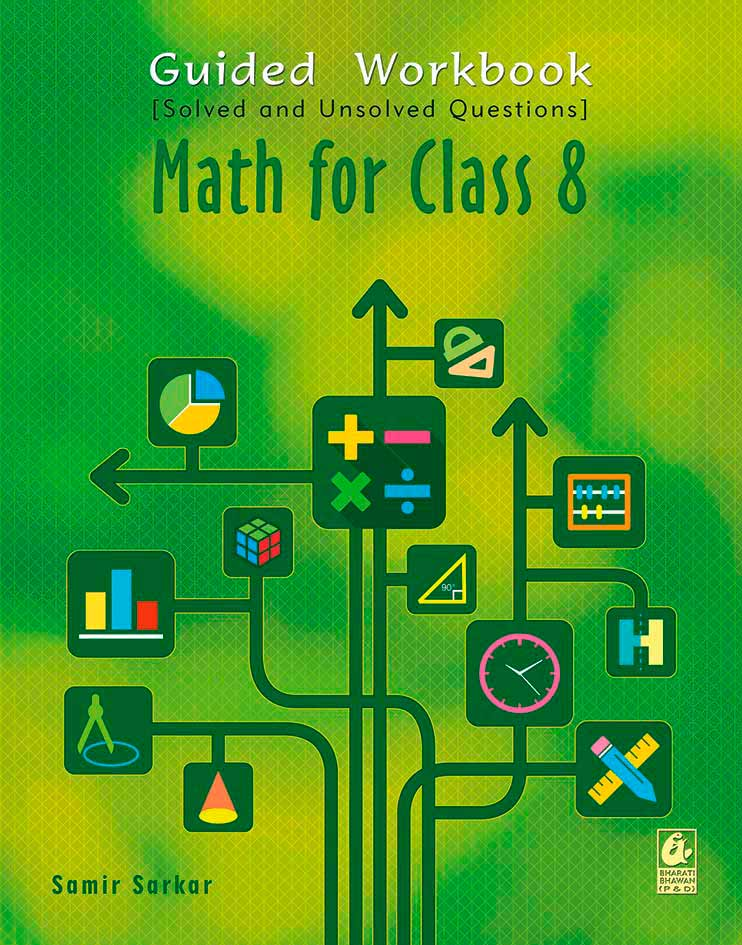 Guided Workbook: Math for Class 8