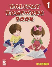 Holiday Homework Book 1