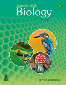 Essential ICSE Biology for Class 7