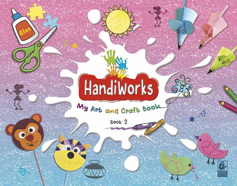 HandiWorks My Art and Craft Book 2