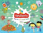 HandiWorks My Art and Craft Book 4