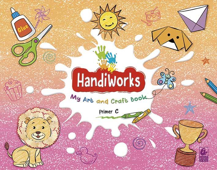 HandiWorks My Art and Craft Book Primer C