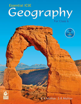Essential ICSE Geography for Class 6