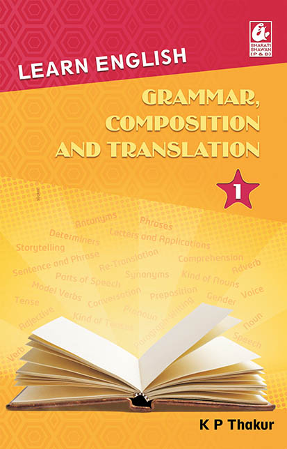 Learn English Grammar, Composition & Translati
