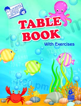 Active Minds Table Book with Exercises