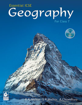 Essential ICSE Geography for Class 7