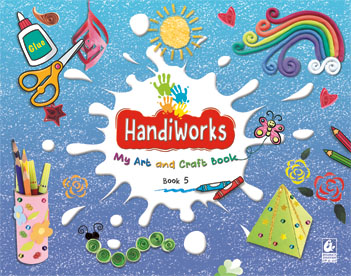 HandiWorks My Art and Craft Book 5