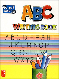 Active Minds ABC Writing Book
