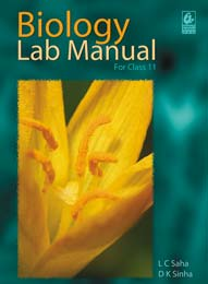 Biology Lab Manual for Class 11