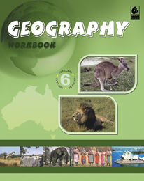 Geography Workbook for Class 6
