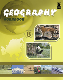 Geography Workbook for Class 8