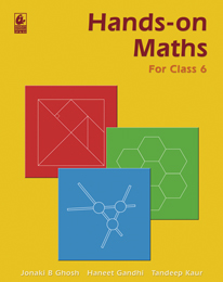 Hands-on Maths for Class 6